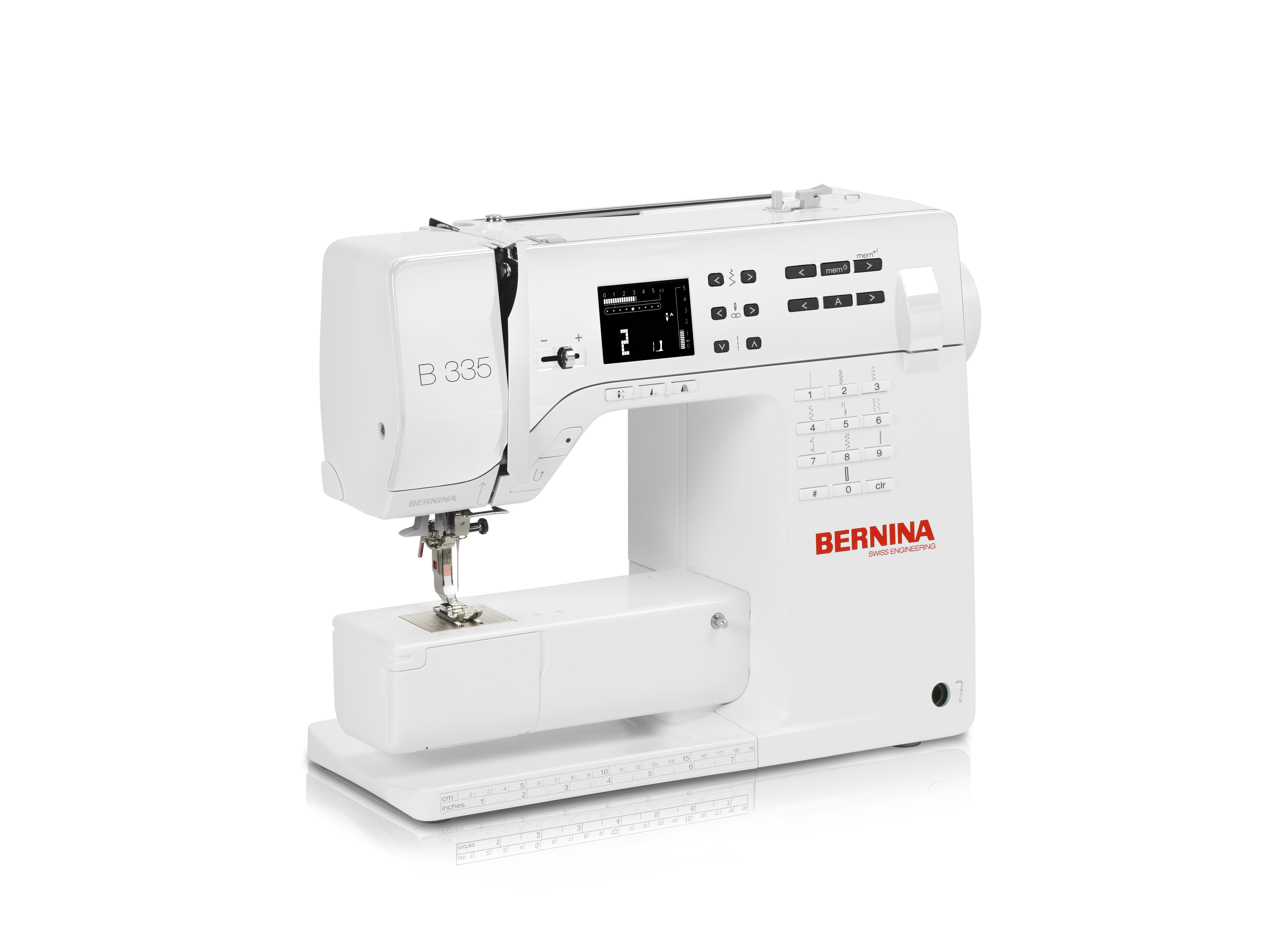 Bernina B335 3 Series