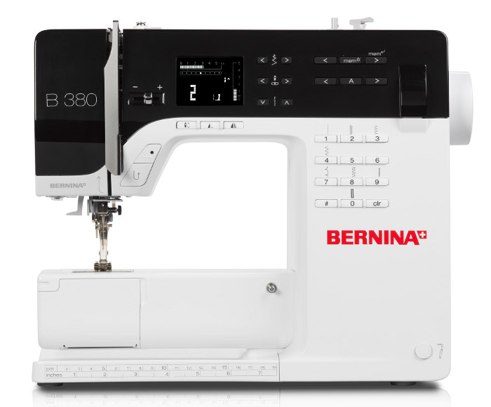 Bernina B380 3 Series