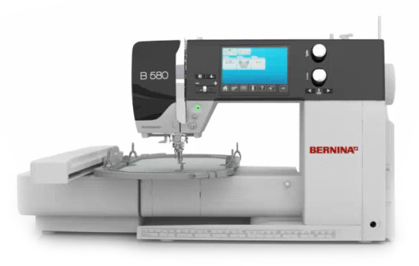 Bernina 580e Series 5