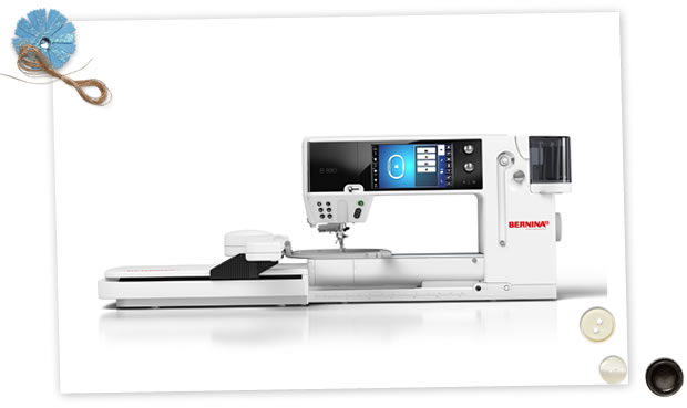 Bernina 880 PLUS e