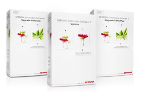 Bernina Embroidery Software Version 7 Update