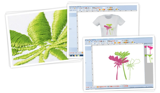 Embroidery Software Version 7 Update