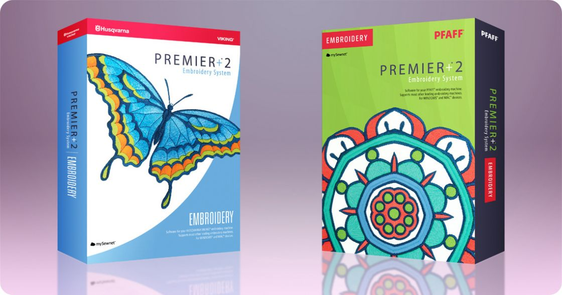 PREMIER+™ 2 EMBROIDERY