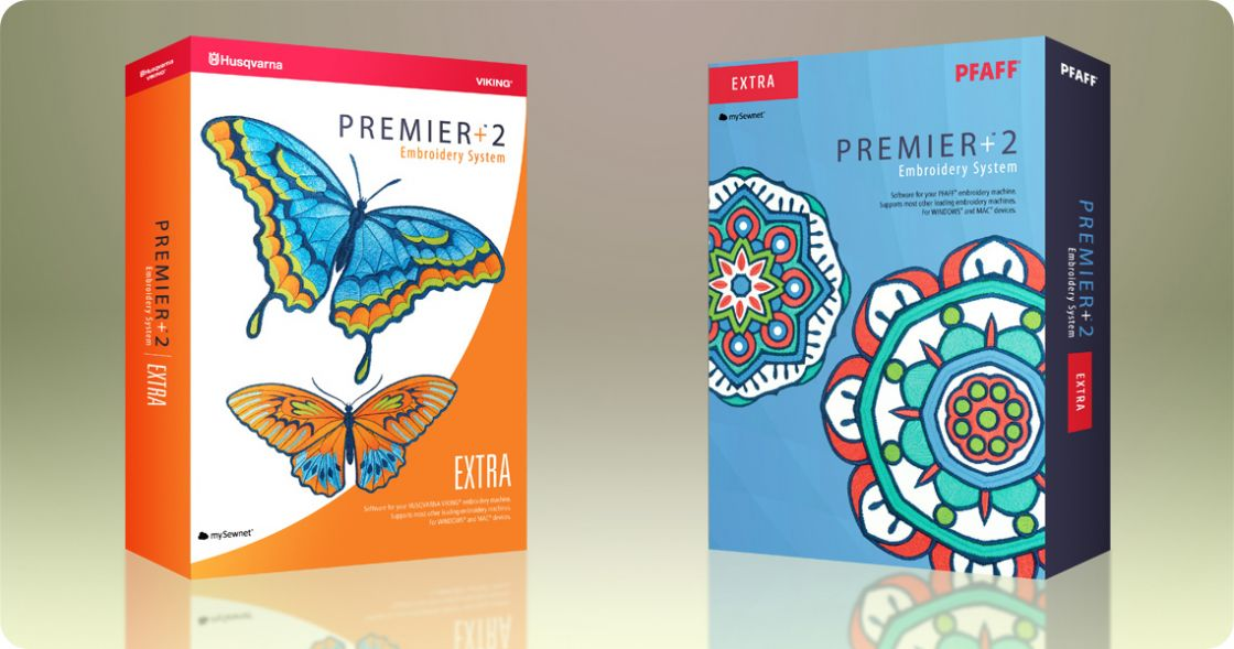 PREMIER+™ 2 EMBROIDERY EXTRA