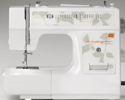 Husqvarna E10 with Needle Threader