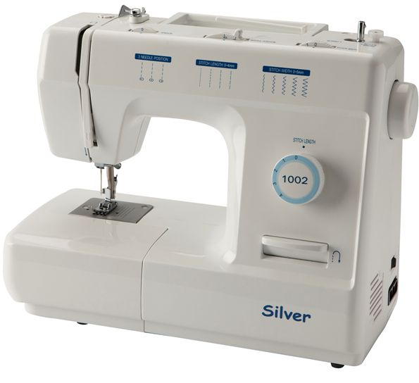 Silver Viscount 1002 Sewing machine