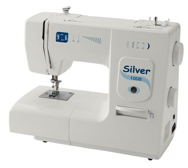 Silver Viscount 1008 Sewing machine