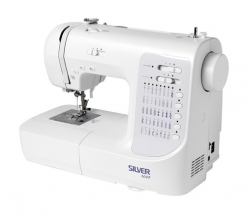 Silver Viscount 1035 Sewing Machine