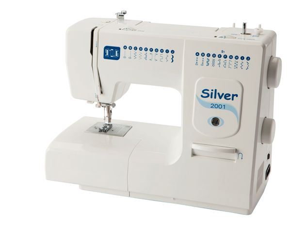 Silver Viscount 2001 Sewing machine