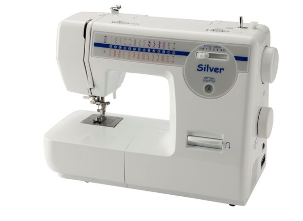 Silver Viscount 2003 Sewing machine