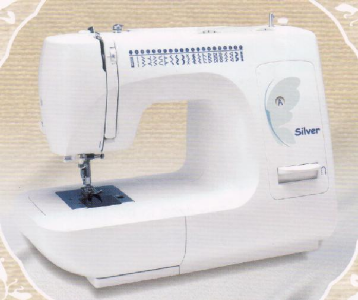 Silver Viscount 2021 Sewing machine