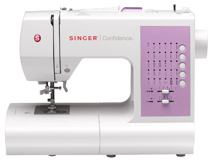 Singer sewing machine Confidence 7463
