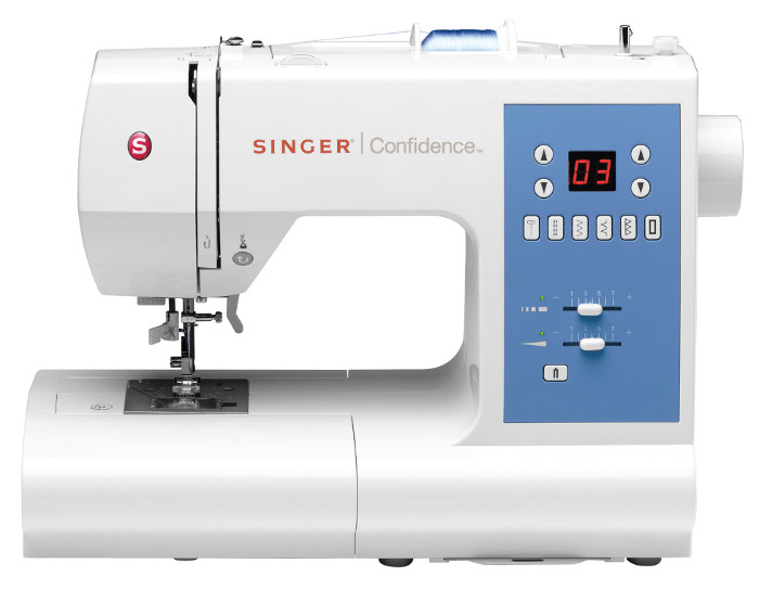 Singer sewing machine Confidence 7465