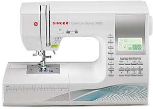 Singer sewing machine Quantum 9960